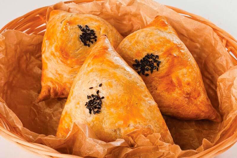 Самса узбекская с тыквой рецепт приготовления