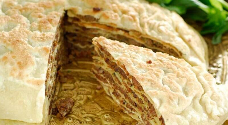 узбекское блюдо юпка
