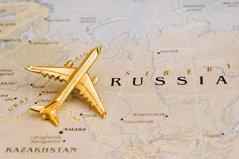карта мира, самолет