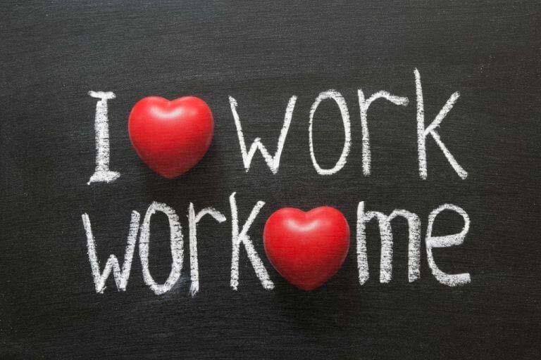 полюбить нелюбимую работу