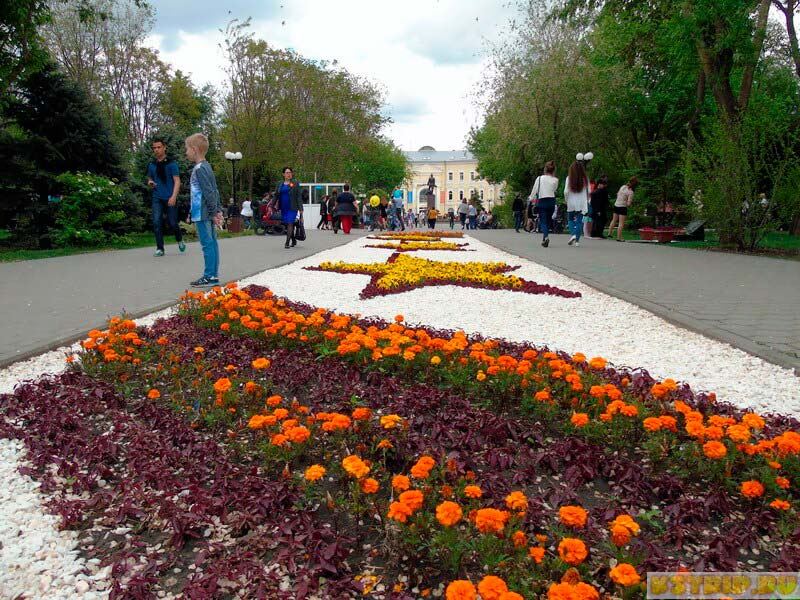 9 мая в Астрахани