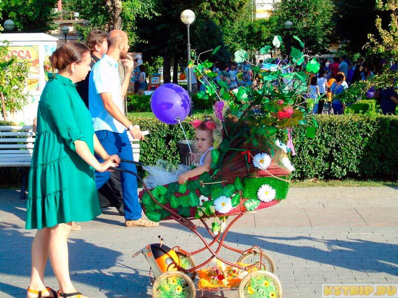 День семьи, любви и верности в Астрахани 2017