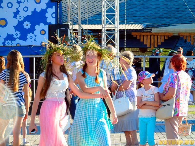 День семьи, любви и верности в Астрахани