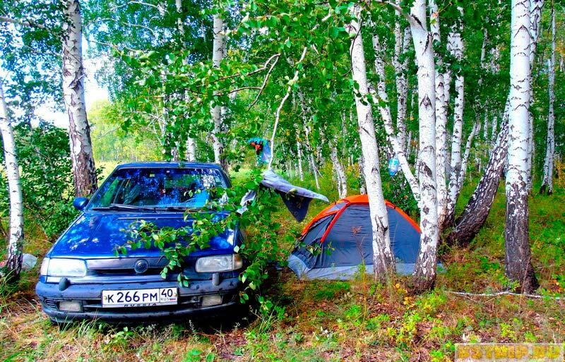 выбрать туристическую палатку