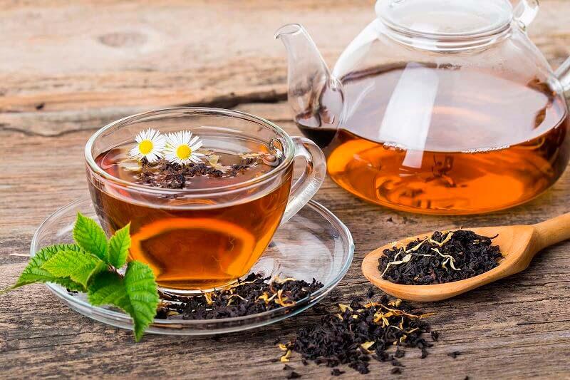 правильно заварить чай