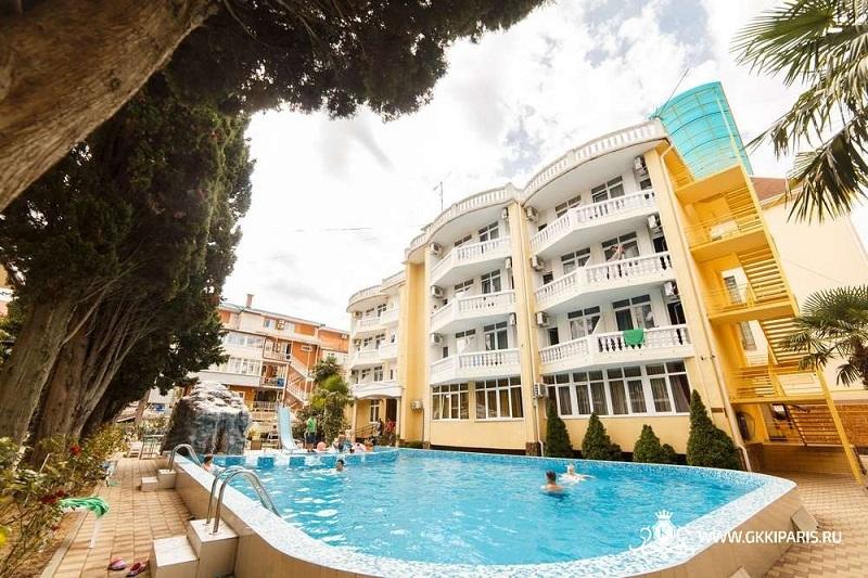 Гостиница «Кипарис»