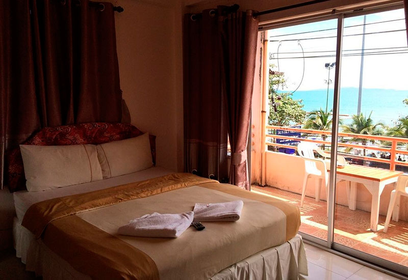 Дешёвые отели в Паттайе на Джомтьене