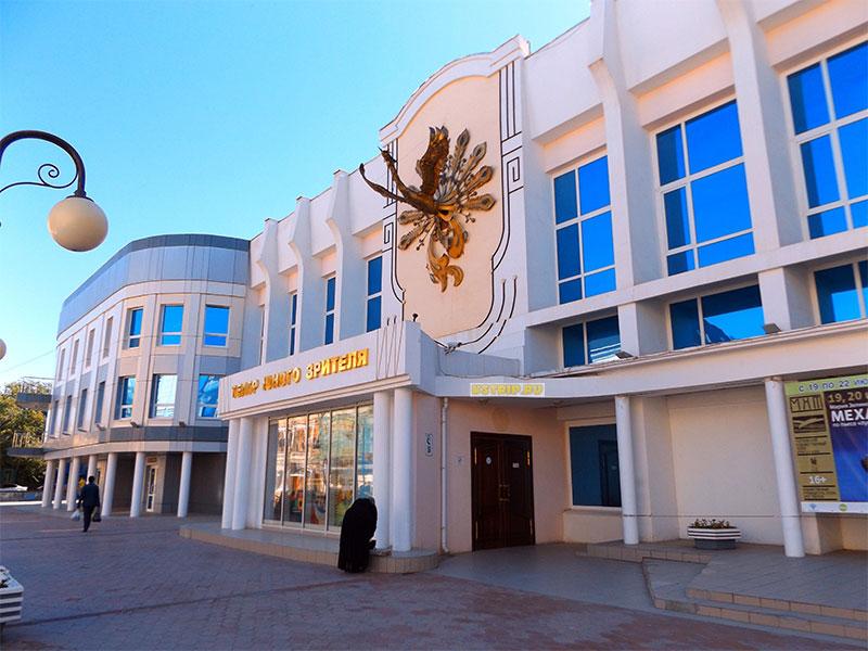 Театры Астрахани