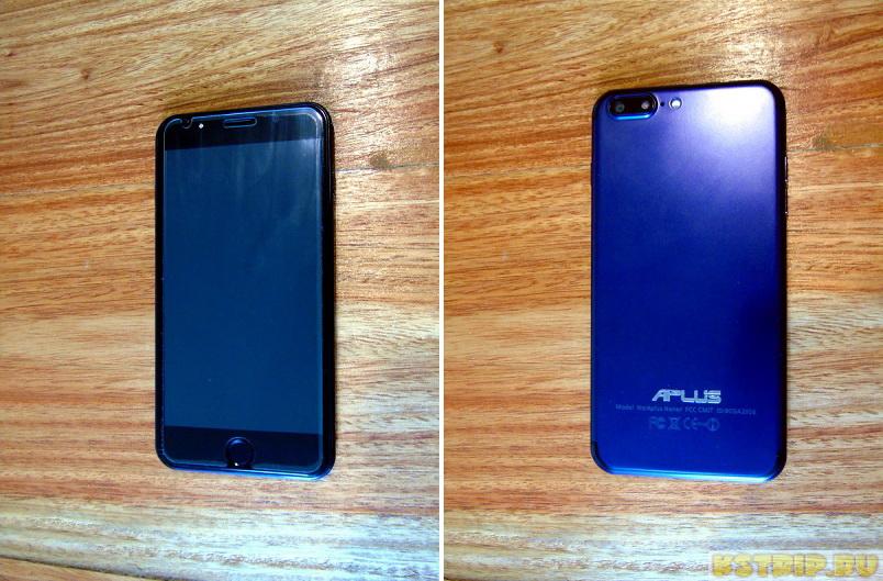 Покупаем смартфон в Паттайе: обзор тайской реплики Iphone – Aplus 5.5