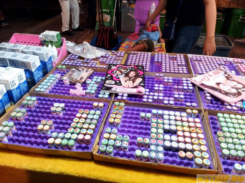 Где купить контактные линзы в Паттайе: цветные и с диоптриями