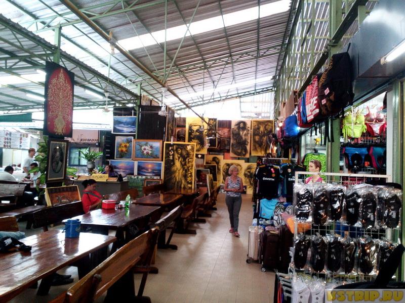 Ночной рынок в Паттайе напротив Central Festival – Night Market Pattaya