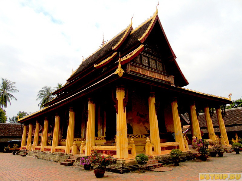 Музей Ват Сисакет (Wat Sisaket) во Вьентьяне – пустая трата денег и времени