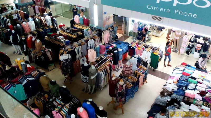 Талат Сао Молл (Talat Sao Mall) – торговый центр во Вьентьяне
