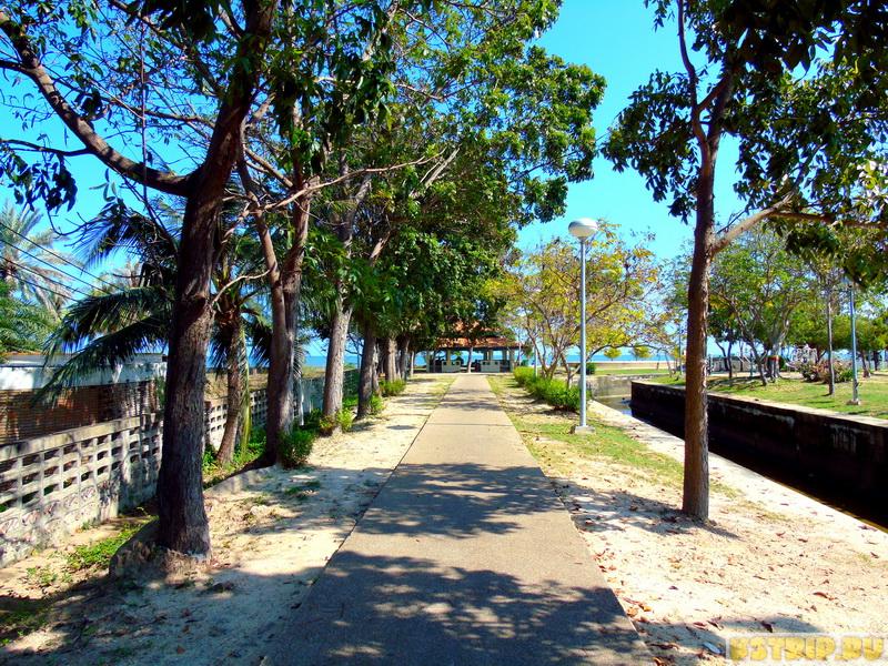 Hua Hin Queen's park