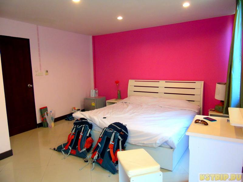 бутик-отель Baan Da Laar