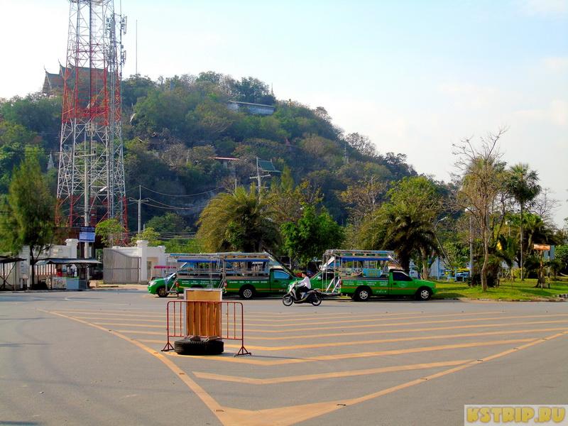 Транспорт в Хуа Хине