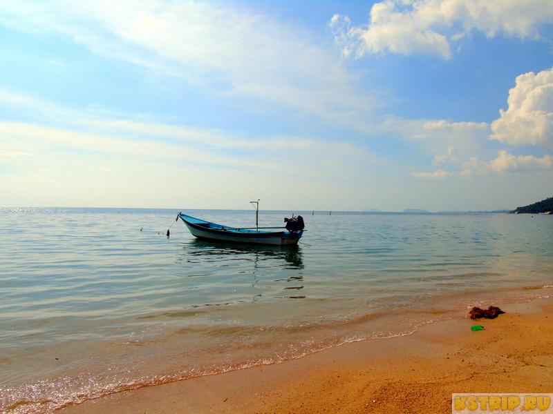 Пляж Хаад Рин Най на Пангане
