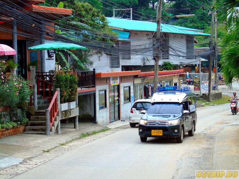 транспорт на Пангане