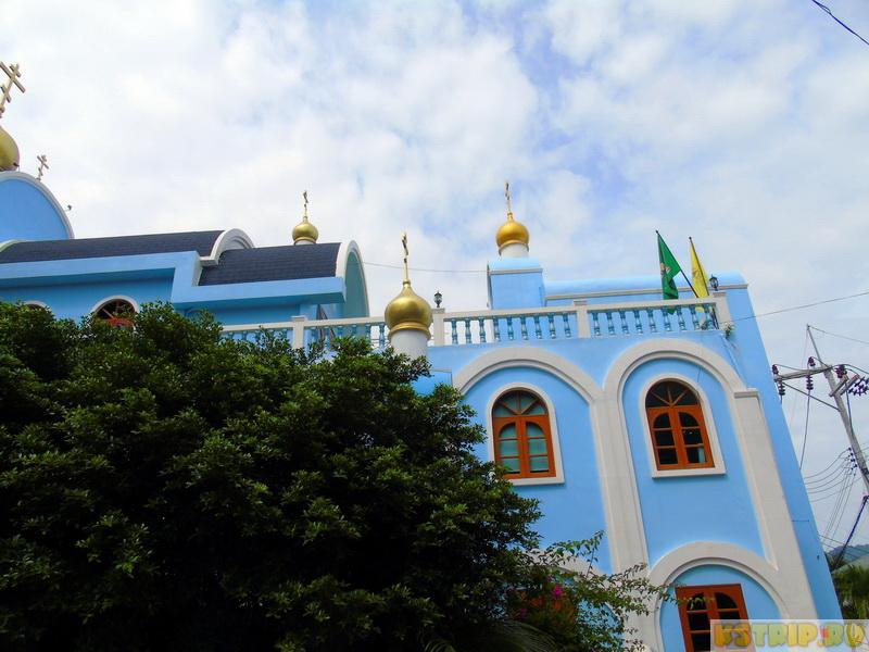 Православный храм на Самуи – Храм Вознесения Господня