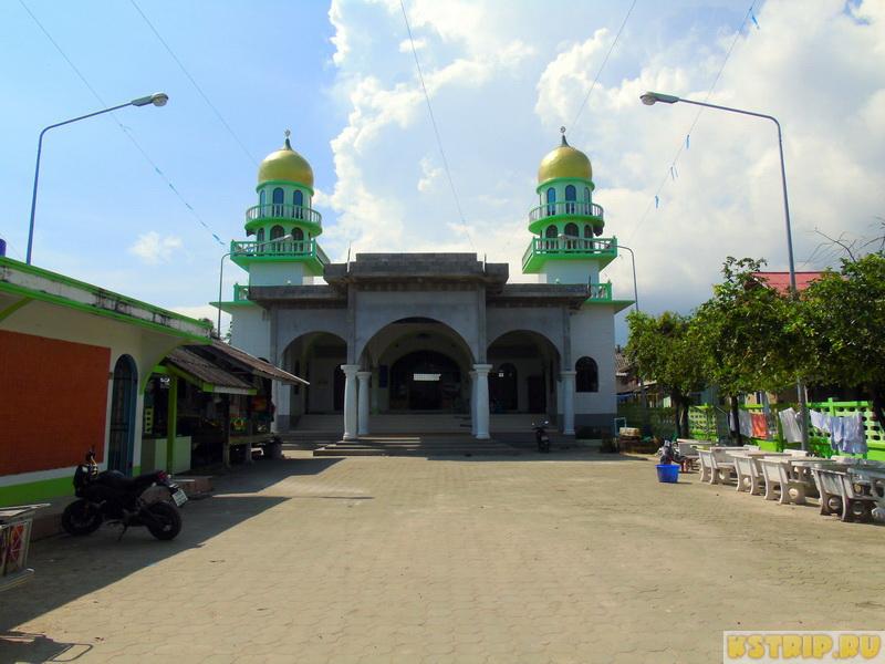 Мечеть на Самуи