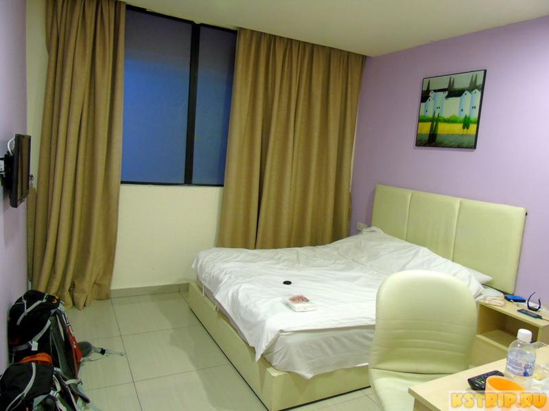 Отель Charisma hotel в Куала-Лумпуре