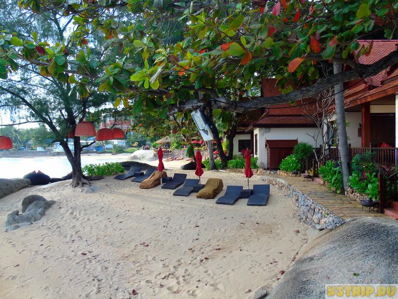 Rocky's beach (Рокиз бич) – уединённый пляж для релакса на Самуи