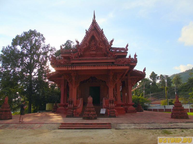храм Ват Сила Нгу на Самуи