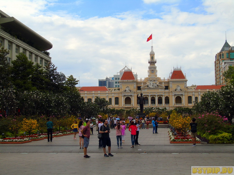Экскурсии в Хошимине: Знакомство со столицей Вьетнама