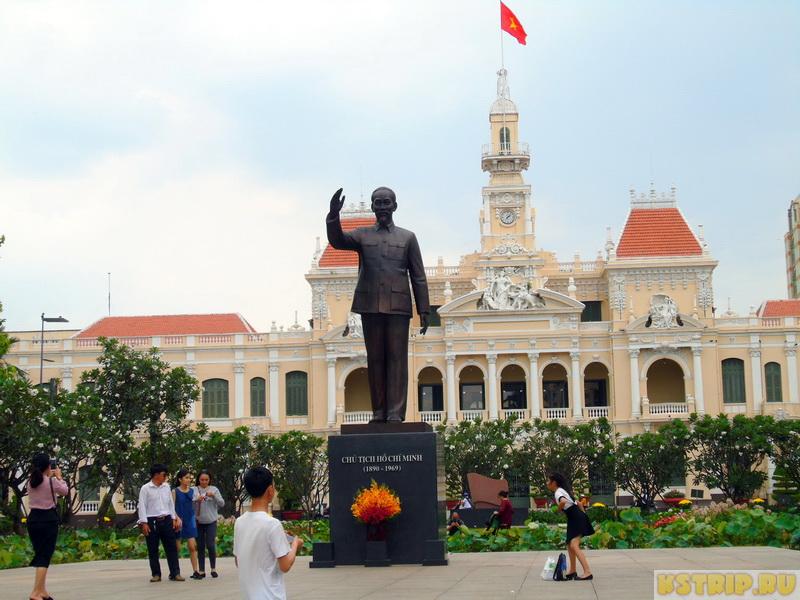 дорвеи на сайты Площадь Хо Ши Мина