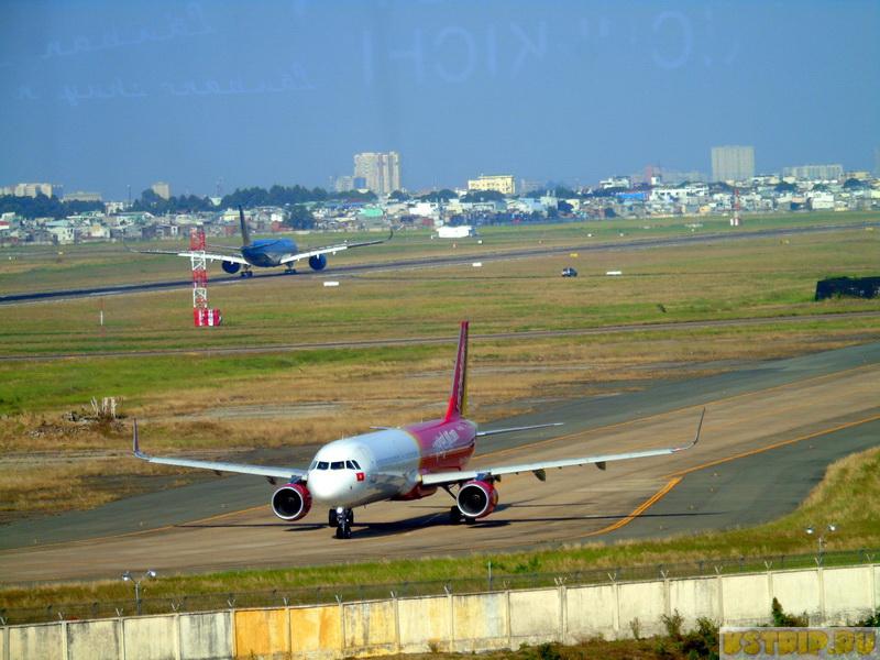 Где посмотреть на самолёты в Хошимине, или ТЦ «Пандора Сити»
