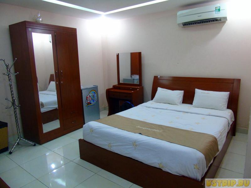 Mekong Hotel & Restaurant (Меконг хотел) – отель в Хошимине
