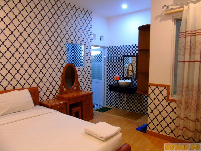 отель Minh Vu Hotel в Вунгтау