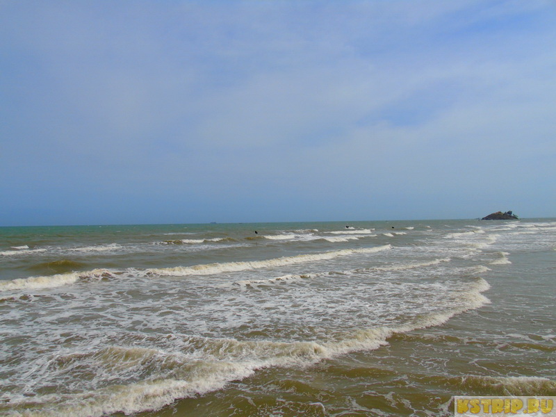 5 самых опасных пляжей мира