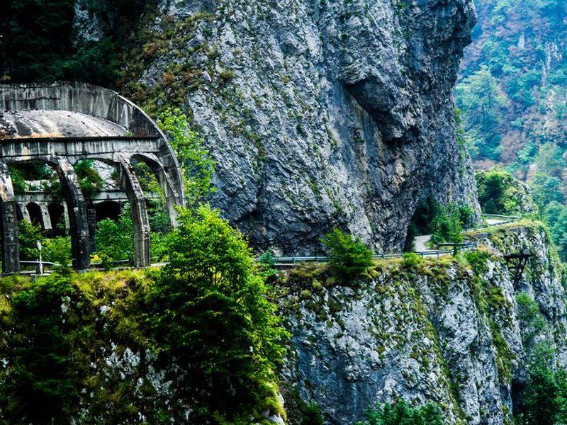 Экскурсии в Сочи: Велотрекинг в сочинских горах