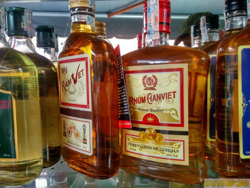Алкоголь во Вьетнаме: что и где купить