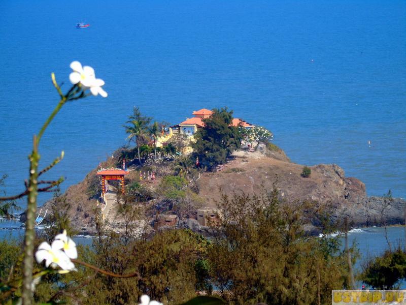Храм Хон Ба в Вунгтау