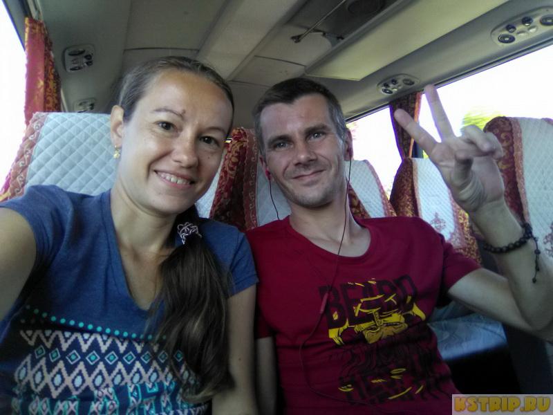 Как добраться в Фантьет из Вунгтау и Хошимина