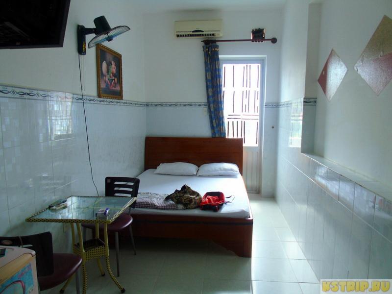Отель Viet Tien Motel в Вунгтау