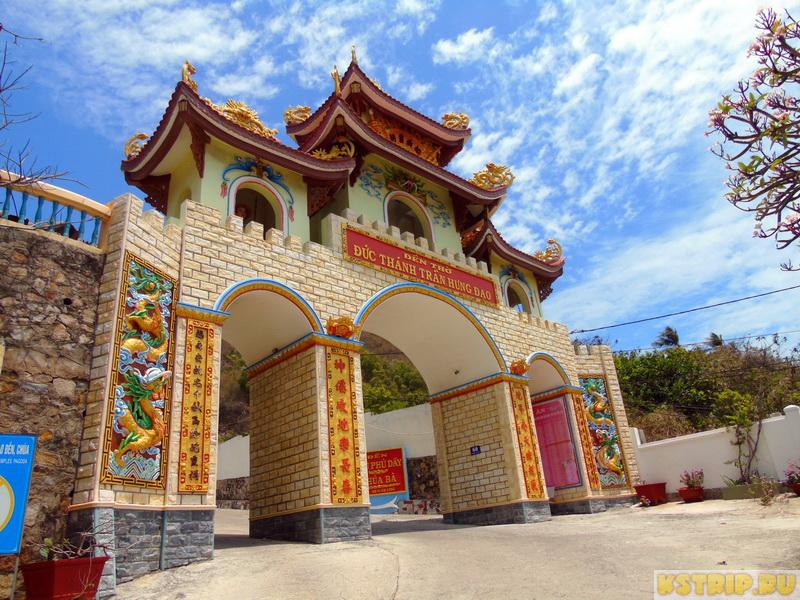 китайский храм в Вунгтау