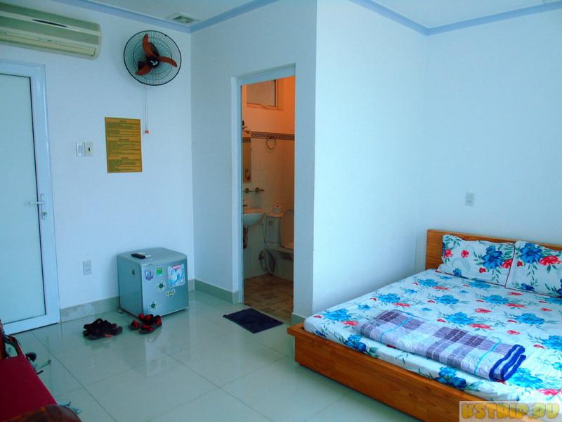 отель Van Thanh Hotel в Муйне