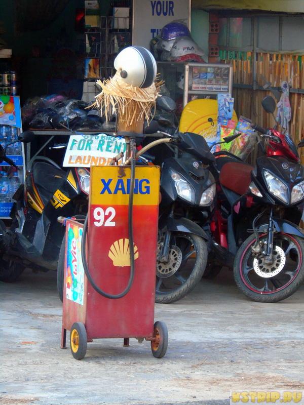 Аренда байка во Вьетнаме: цена, права, бензин, правила