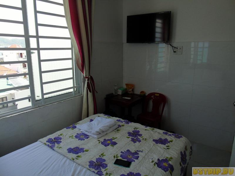 Отель Phong Lan Hotel в Нячанге на севере