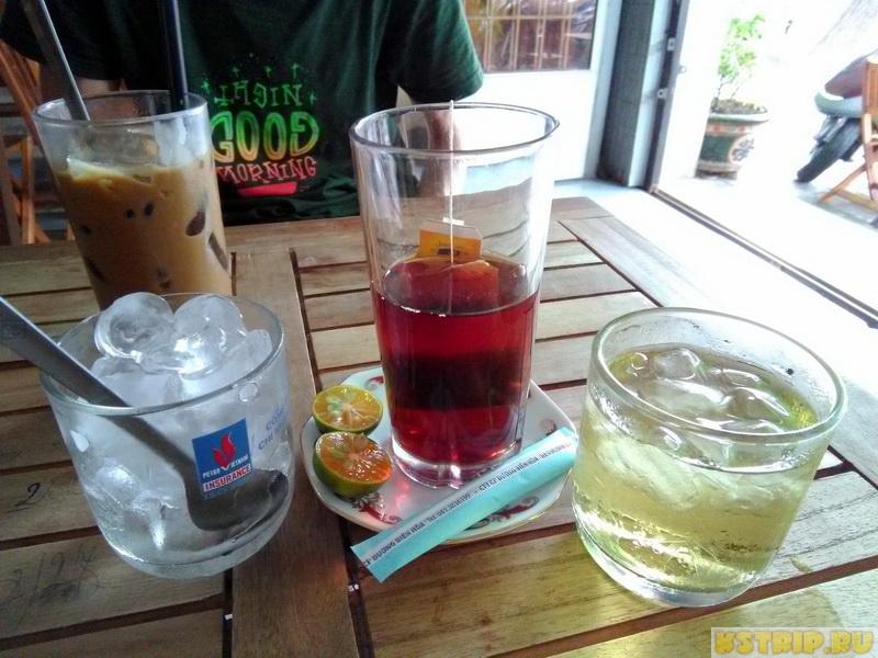 Кафе Bity в Вунгтау – местное кафе с вкусным кофе и ценами