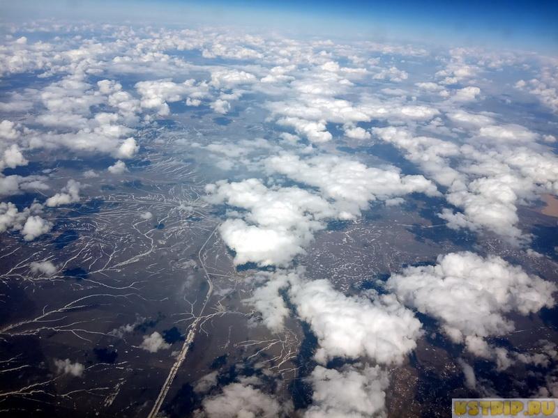 Перелёт Москва – Бухара