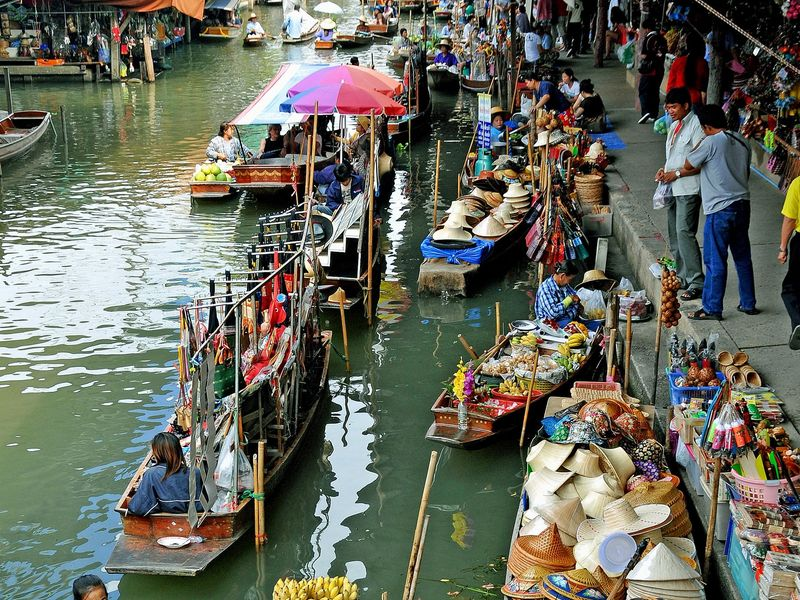 Экскурсии в Бангкоке