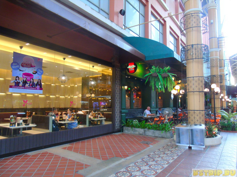 Jungceylon на Пхукете на Патонге – Big C, рестораны, брендовые магазины