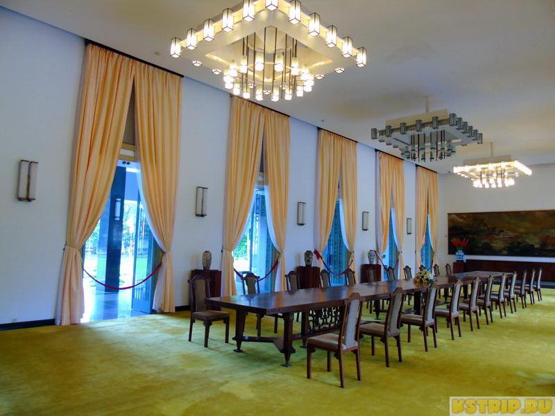 Дворец Независимости в Хошимине, или Дворец Воссоединения