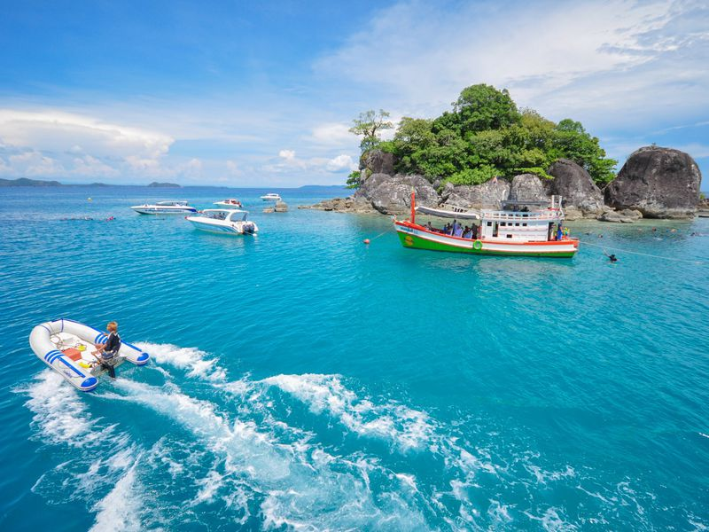 Экскурсии Ко Чанга: Подводные красоты Ко Чанга