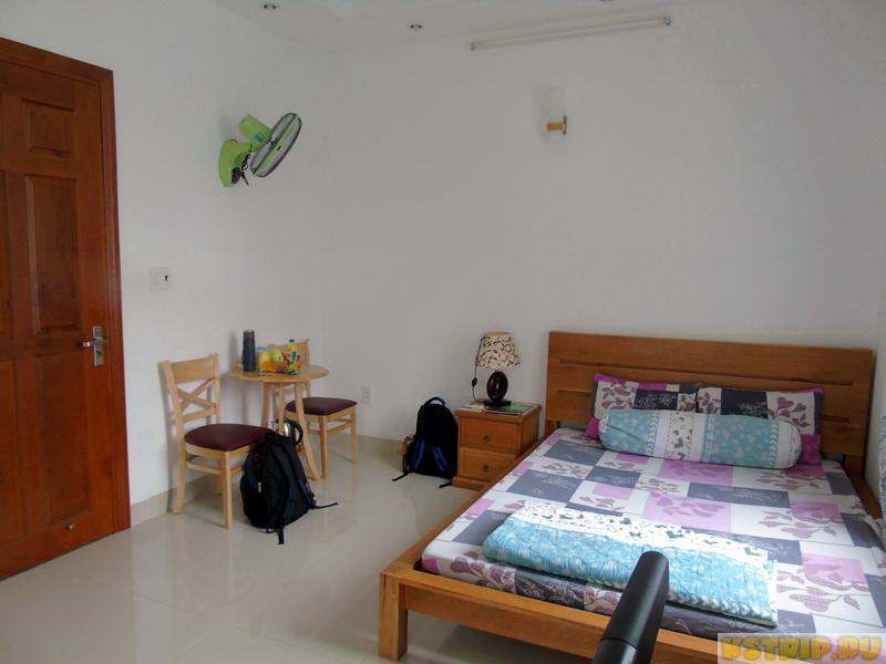 Homestay в Вунгтау - отель недалеко от моря и статуи Христа