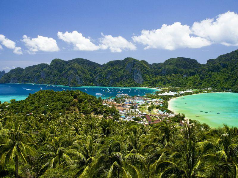 Экскурсии на Пхукете: Острова Пхи-Пхи, Бамбу и Майтон – путешествие на 2 дня